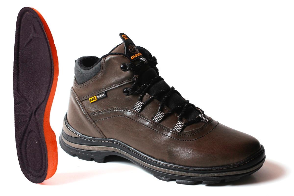 2c2a546d51 coturno adventure bota masculina couro sintético top oferta! Carregando zoom .