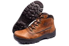 695d9a1f7 Coturno Bota Masculino Pegada Santa Catarina - Sapatos para ...