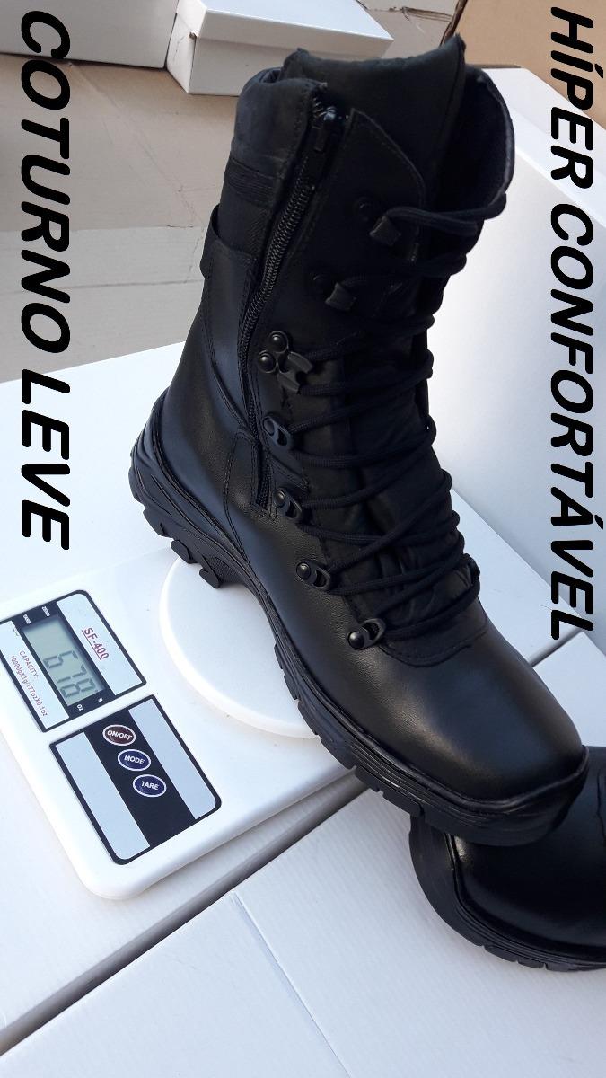 4c9b7dce9 coturno bota com zíper estilo guartela airstep acero kalucci. Carregando  zoom.
