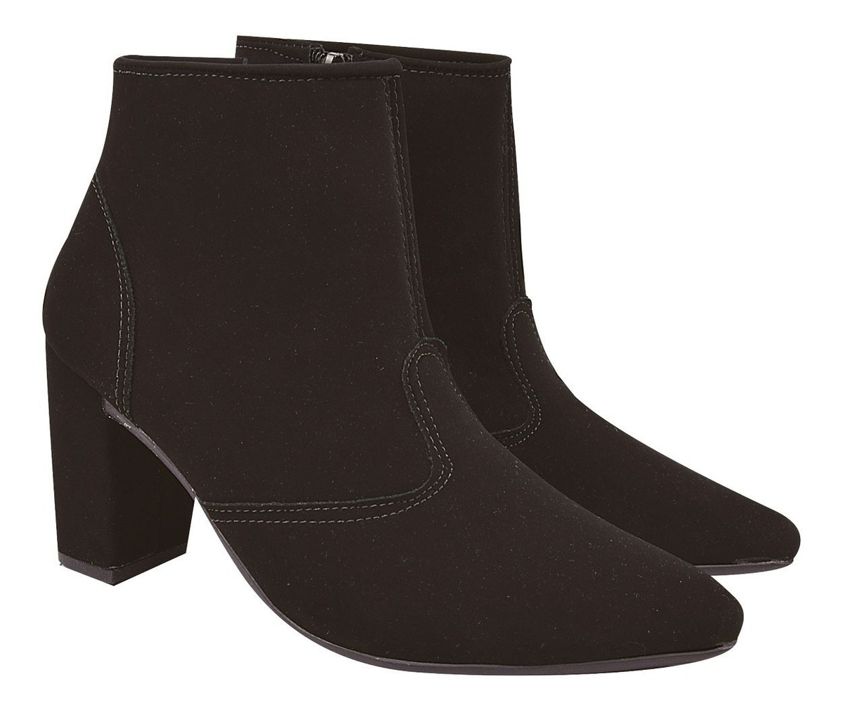 935b509e76 coturno bota feminina cano curto bico fino salto alto 2019-1. Carregando  zoom.