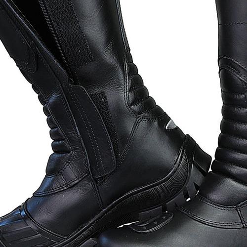coturno bota masculino