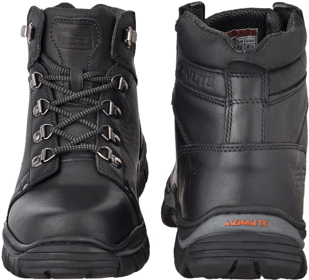 66130ea5c coturno bota masculino adventure azimute em couro ref:910. Carregando zoom.