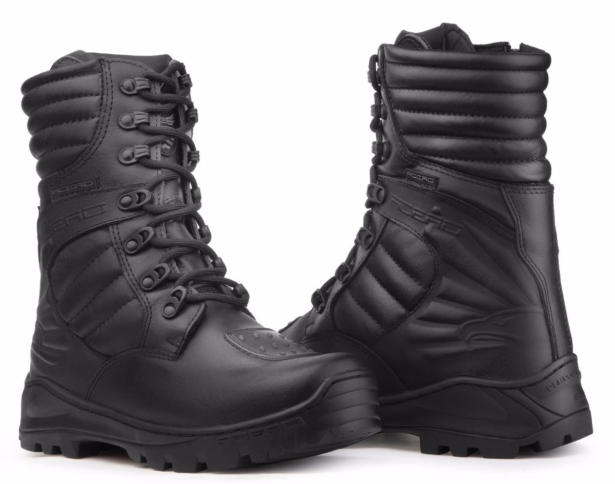 bb33869a26 coturno bota militar padrão policia ziper tatica acero 37 45. Carregando  zoom.