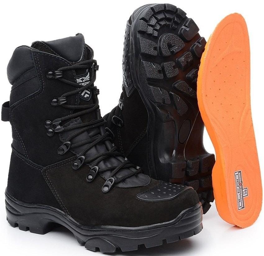 788f3918a29 coturno bota militar swat bope goe tatica motocross de couro. Carregando  zoom.