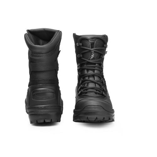 coturno bota militar tática airsoft policial acero tiger pró