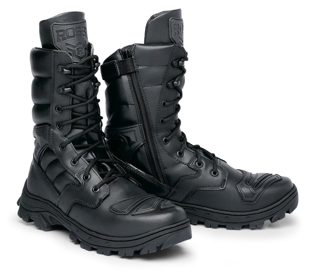 55203b56844 coturno bota militar tática airsoft policial thunder pró. Carregando zoom.