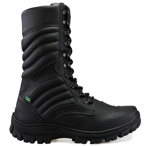 6909230a85 coturno bota militar tática motociclista airsoft palm em gel. Carregando  zoom.