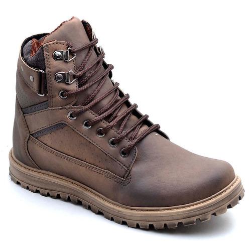 coturno bota sapato