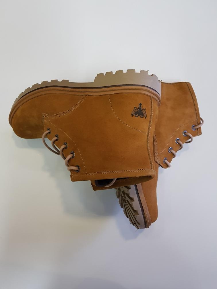 4ec251f94 Coturno Cavalera Masculino Marrom Bota - R$ 167,00 em Mercado Livre