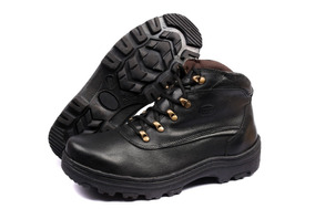 e23ac9e0a3 Lojas Oiapoque Homem Sapatos Coturno Tamanho 47 - Botas 47 Preto em ...