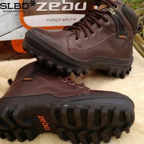 1c093f1142 Botas Masculinas Adventure Zebu - Calçados, Roupas e Bolsas com o Melhores  Preços no Mercado Livre Brasil