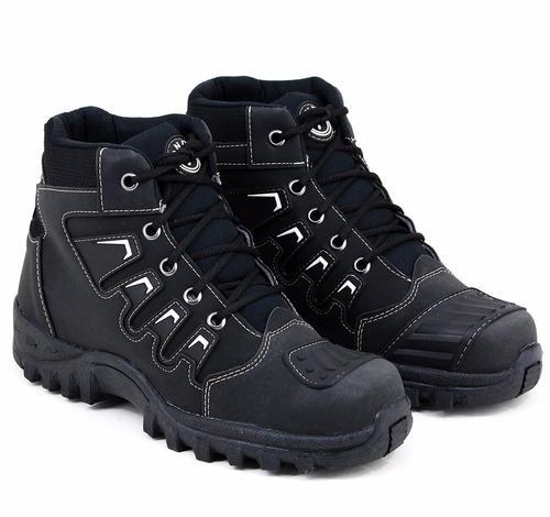 coturno masculino bota