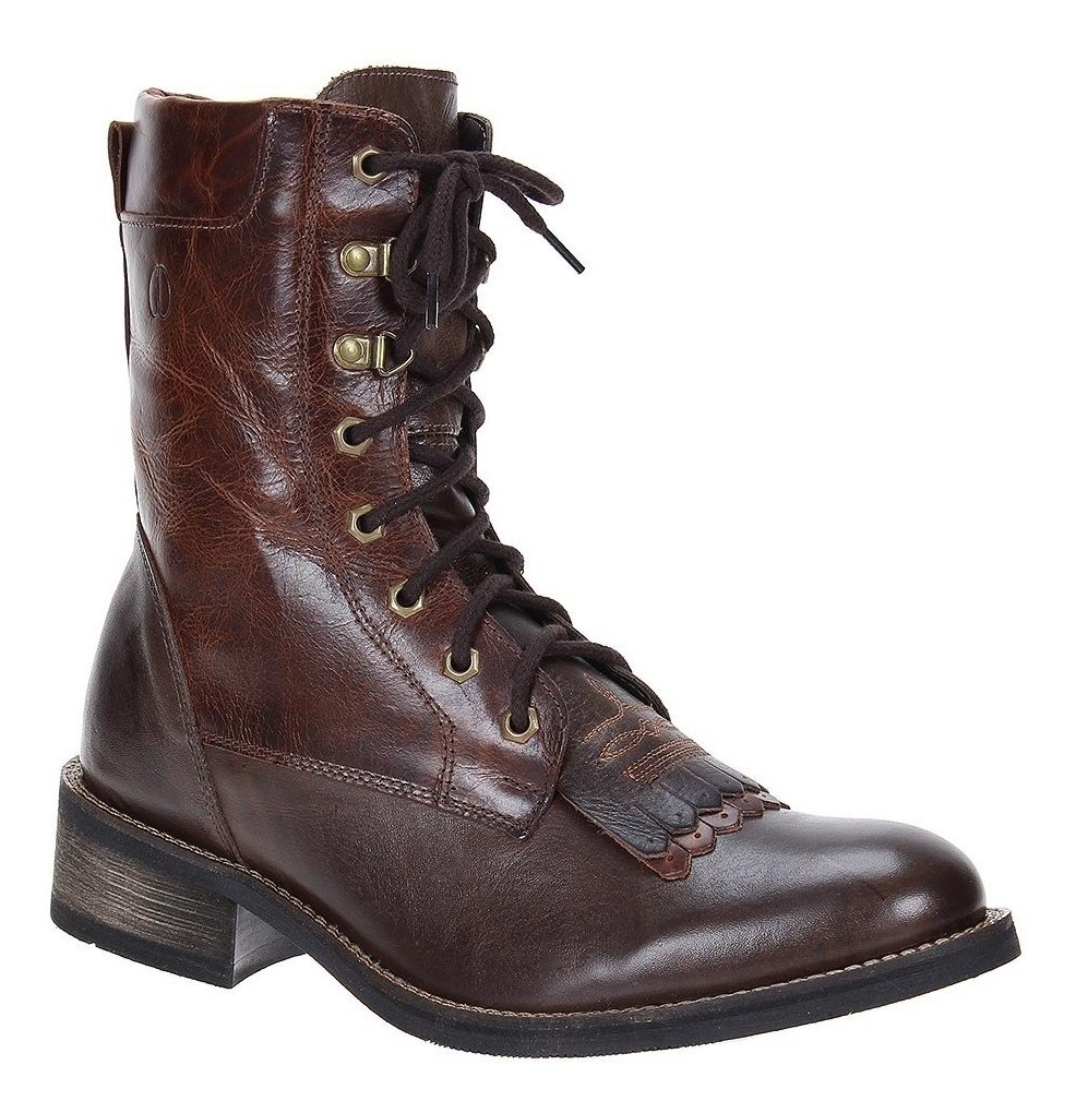 4a2302634d Coturno Masculino Country Cow Way Marrom 20545 - R$ 295,69 em ...