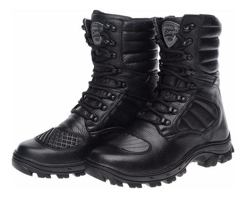 coturno militar bota masculino seguranca tipo guatela arroio
