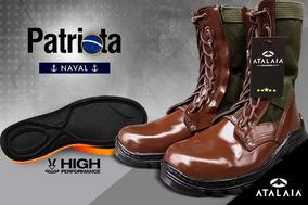 24cb788922 Coturno Atalaia Fuzileiro Naval - Botas Coturnos para Masculino no ...