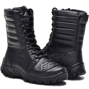 3741895f18f Bota Para Motociclista Com Protetor De Marcha - Sapatos no Mercado ...