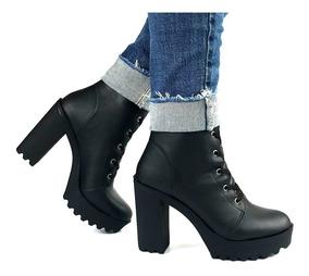 b95468db4b Bota Feminina Conturna - Calçados, Roupas e Bolsas com o Melhores Preços no  Mercado Livre Brasil