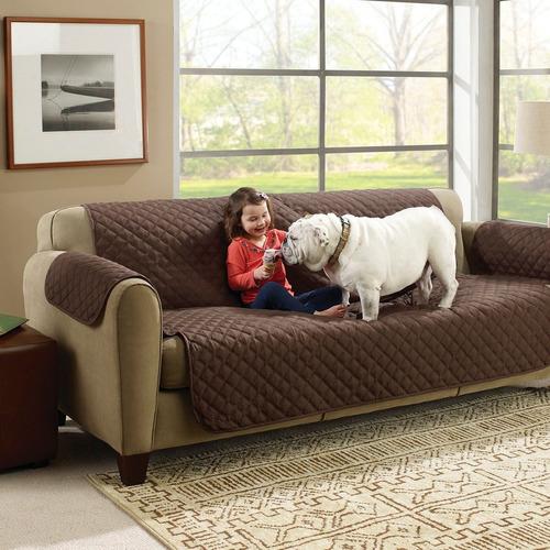 couch coat funda reversible protector de sofa una pza
