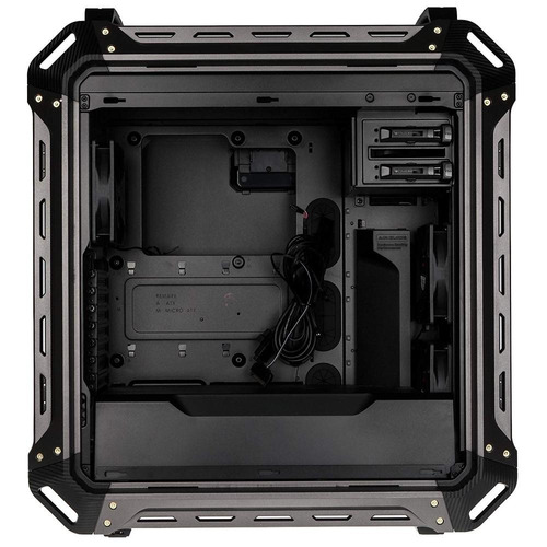 cougar gabiente gaming panzer max full-tower negro
