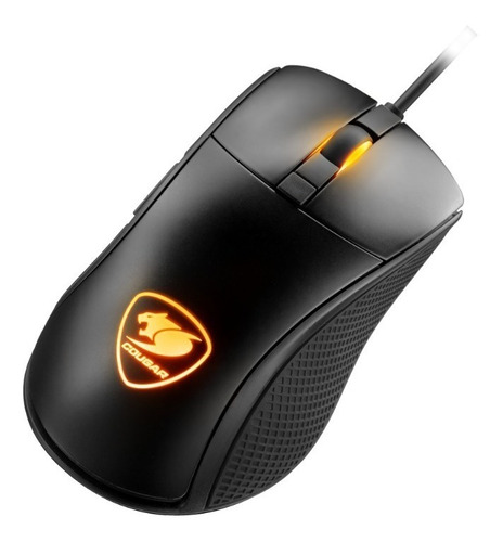 cougar mouse gamer surpassion rgb color negro