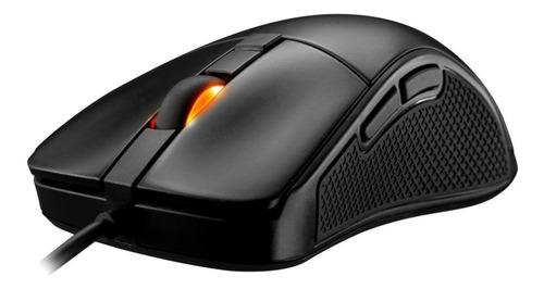 cougar mouse gamer surpassion rgb color negro