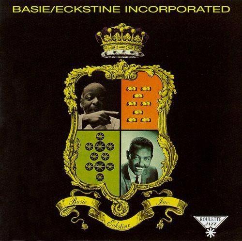 count basie & billy eckstine - basie/eckstine inc - vinilo