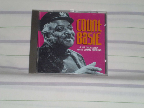 count basie & his orchestra, vocals jimmy rushing