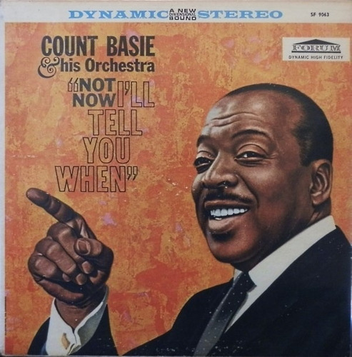count basie - lp not now, i'll tell you when (1960)* stereo*