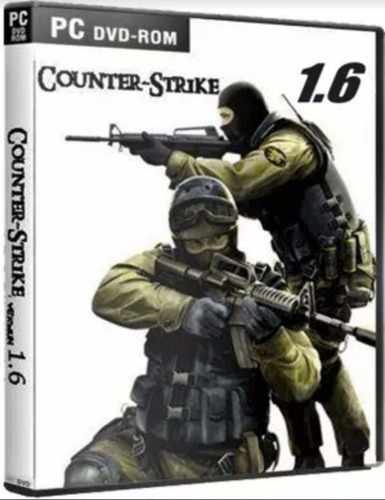 counter strike 1.6 dvd ou link para download pc