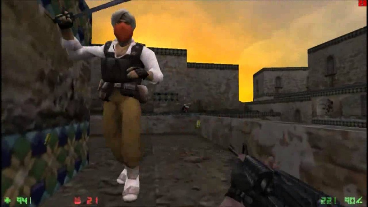 Counter Strike Condition Zero Deleted Scenes Español - Bs  4 500,00