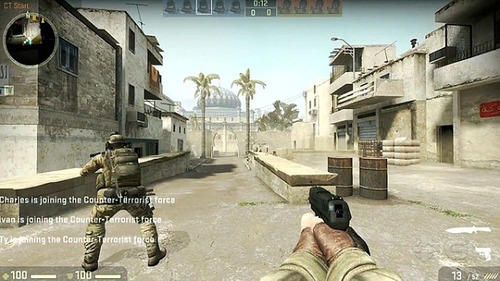 TÉLÉCHARGER COUNTER STRIKE WARZONE UPTODOWN