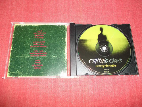 counting crows - recovering the satellites cd imp 1996 mdisk