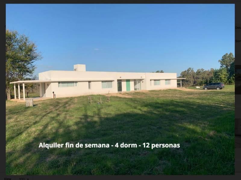countries y barrios cerrados alquiler temporal chacras del paraná