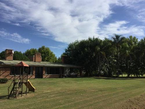 countries y barrios cerrados venta la colina villa del campo (luján)