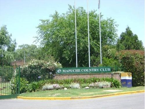 countries y barrios cerrados venta mapuche