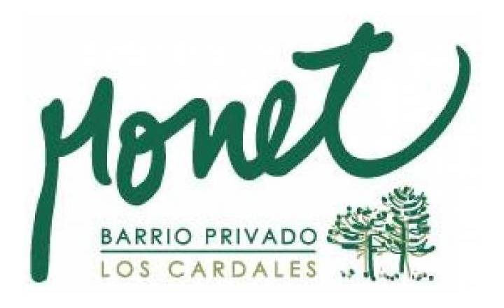 countries y barrios cerrados venta monet barrio privado