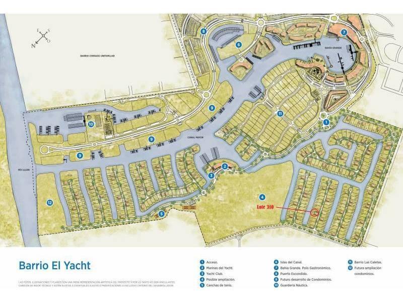 countries y barrios cerrados venta nordelta el yacht