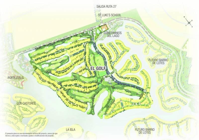 countries y barrios cerrados venta nordelta golf club