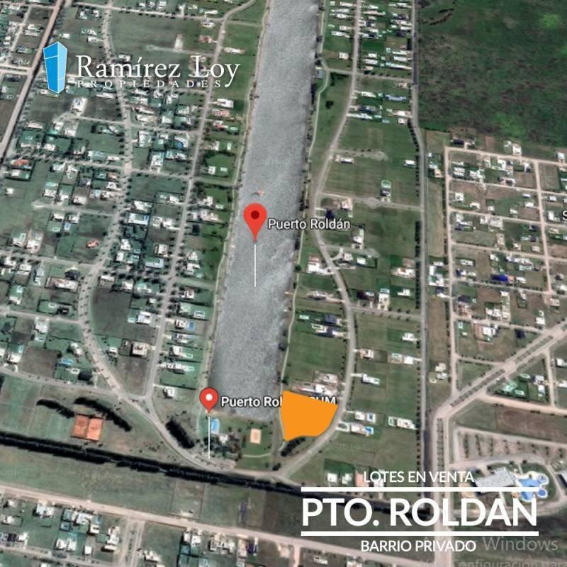 countries y barrios cerrados venta puerto roldán