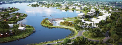 countries y barrios cerrados venta puertos - araucarias