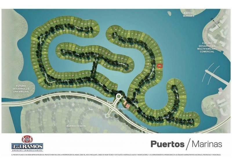 countries y barrios cerrados venta puertos del lago marinas