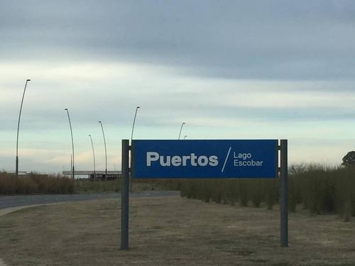 countries y barrios cerrados venta puertos - muelles