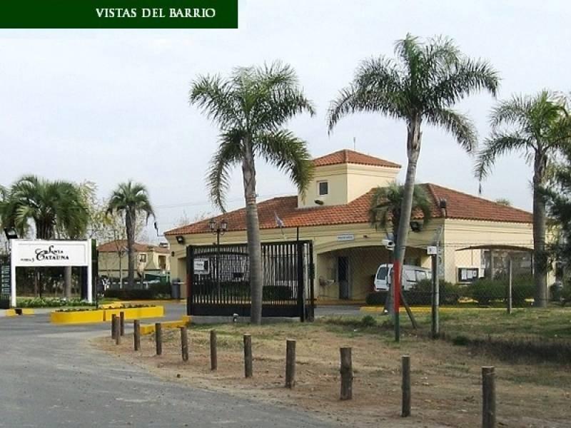 countries y barrios cerrados venta santa catalina (tigre)