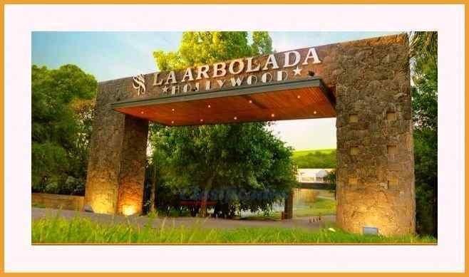 country la arbolada hollywood-lotes c/escritura- gas natural
