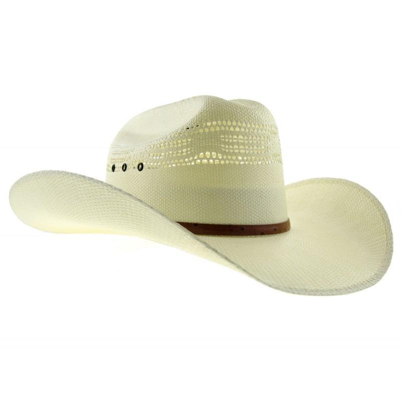 9c94dda22bd5f Chapeu Americano Palha Country Cowboy Masculino Eldorado 292 - R ...