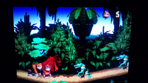 country snes donkey kong