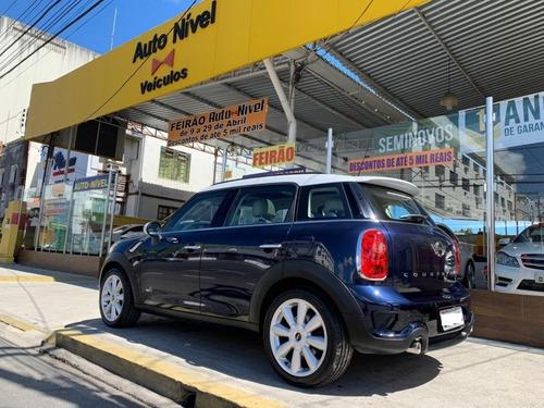 countryman 1.6 s top 16v 184cv gasolina 4p automático