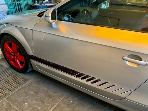 countryman jcw 240+ hp customizado / audi tt estándar 200+hp