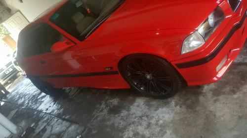 coupé  bmw 318 is