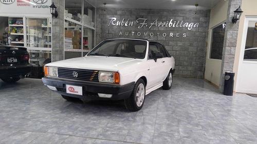coupe cabriolet volkswagen voyage s 1984 no gacel senda gol